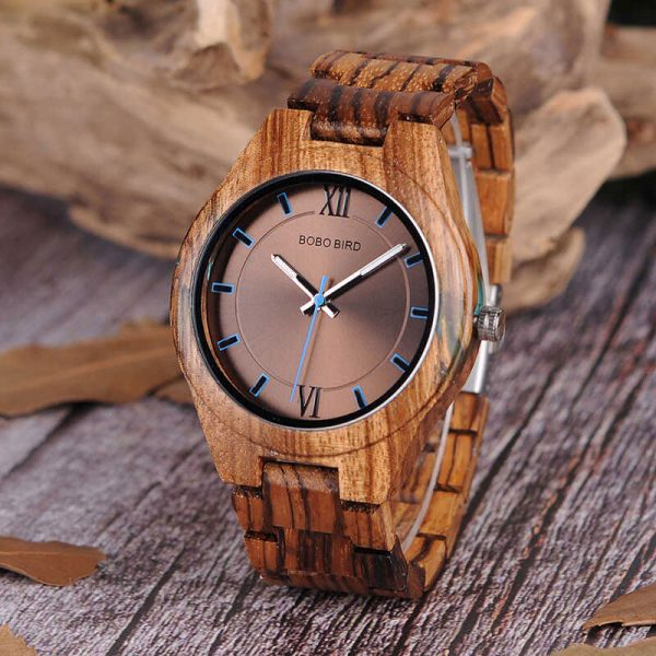 bobo bird shanghai mens wooden watch 7