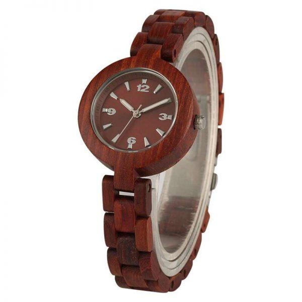timbr verona womens wooden watch uk 1