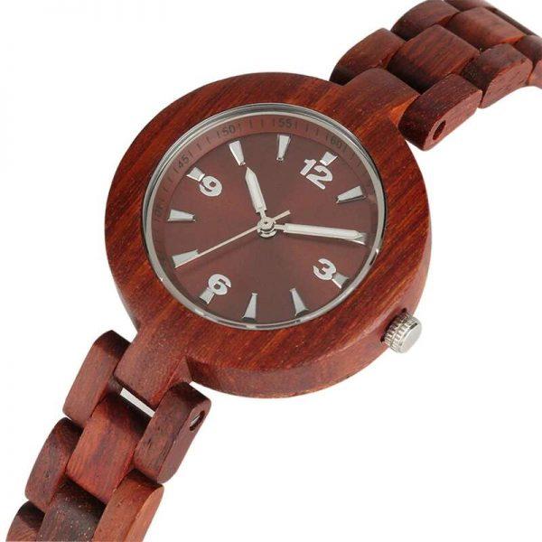 timbr verona womens wooden watch uk 3