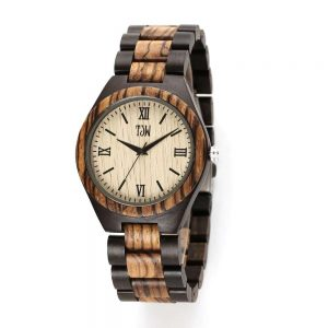 Timbr Alaska Mens Wooden Watch UK 1