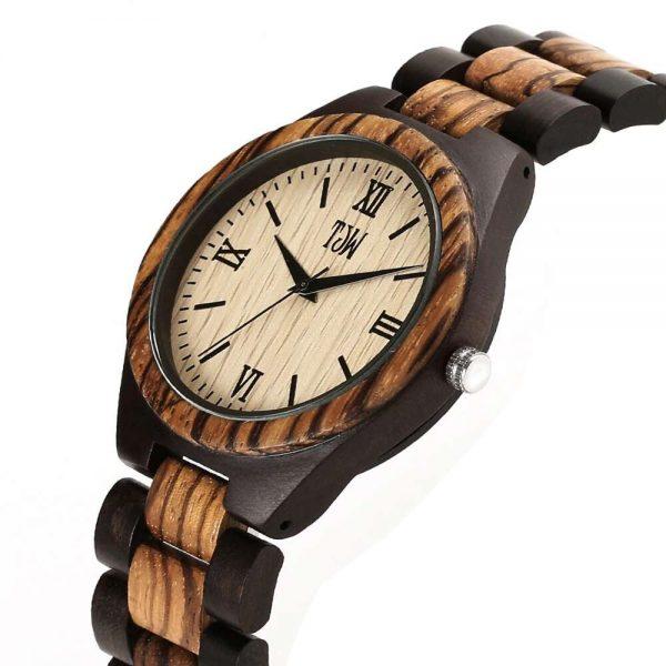 Timbr Alaska Mens Wooden Watch UK 2