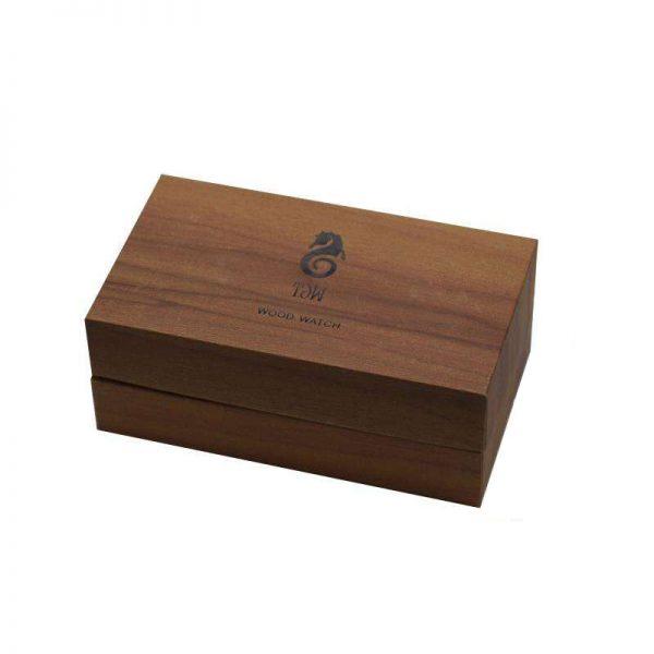 Timbr Bologna Mens Wooden Watch UK 2