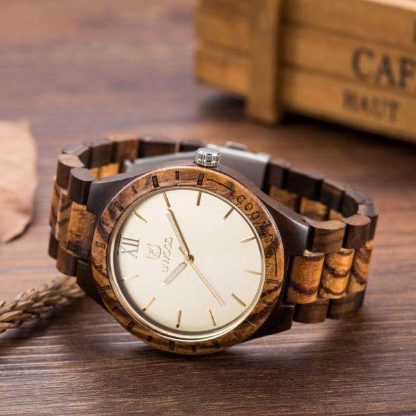 Uwood Oxford Mens Wood Watches UK