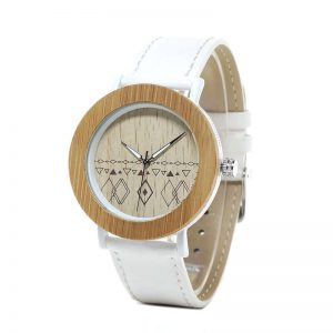 Bobo Bird Porto Ladies Womens Wooden Watch UK 1