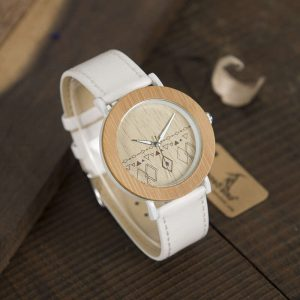 Bobo Bird Porto Ladies Womens Wooden Watch UK 2