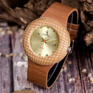 Bobo Bird Adelaide Womens Wooden Watch UK 2
