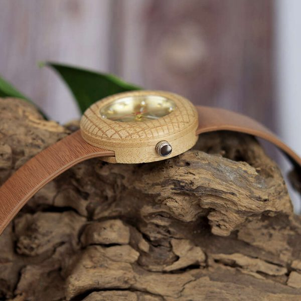 Bobo Bird Adelaide Womens Wooden Watch UK 3