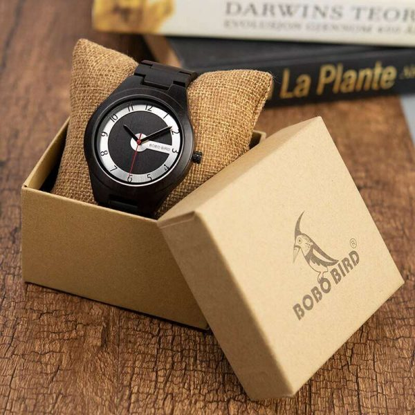 Bobo Bird Calgary Mens Wooden Watch UK 2