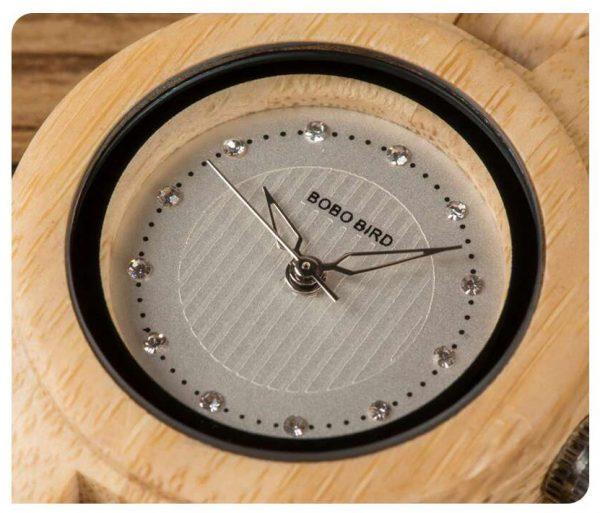Bobo Bird Odessa Ladies Womens Wooden Watch UK 7