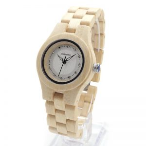 Bobo Bird Odessa Ladies Womens Wooden Watch UK 8