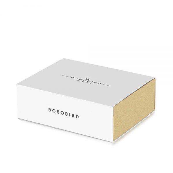 Bobo Bird Wooden Watch Free Gift Box UK