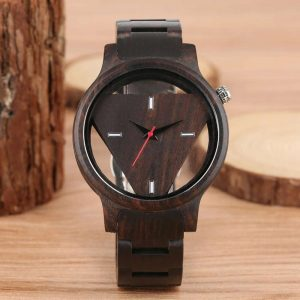 Timbr Vienna Wooden Watch UK 8