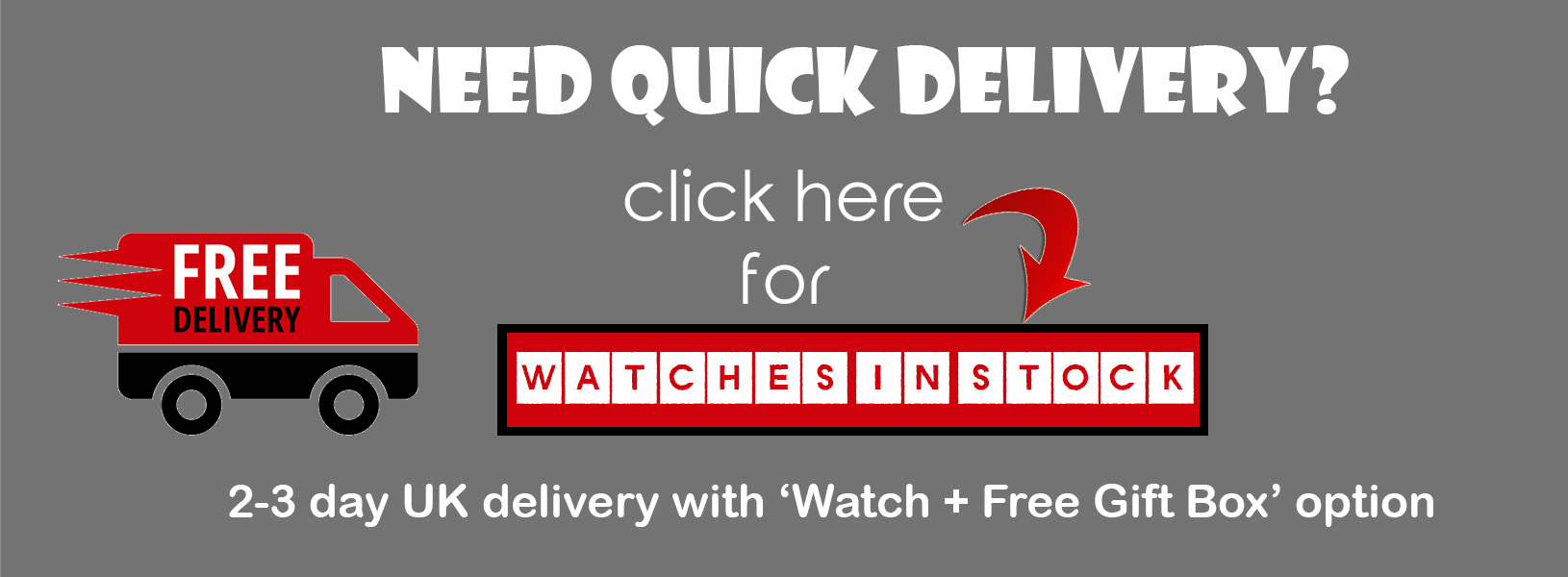 Wooden Watch Shop - Watches In Stock