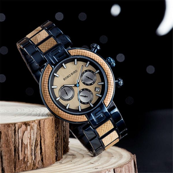 bobo bird quebec mens wooden watches uk 7