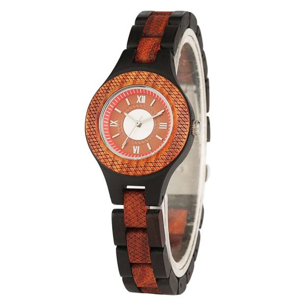 timbr budapest womens wooden watch uk 1