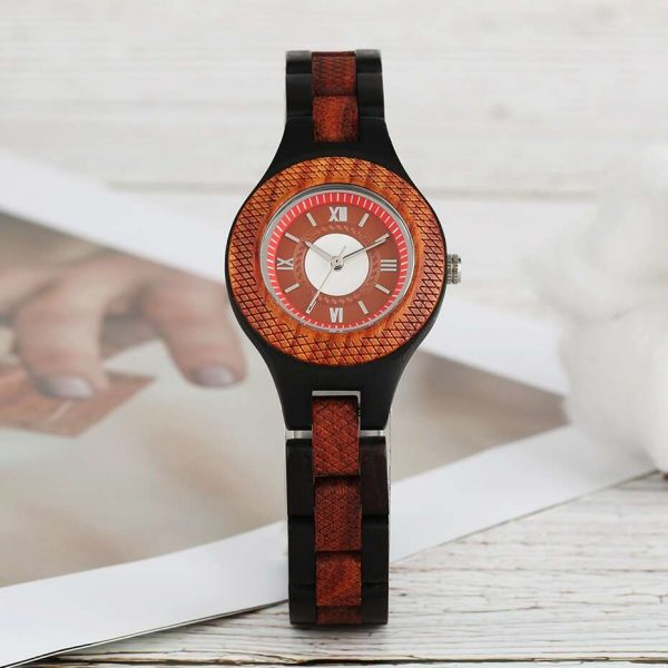 timbr budapest womens wooden watch uk 5