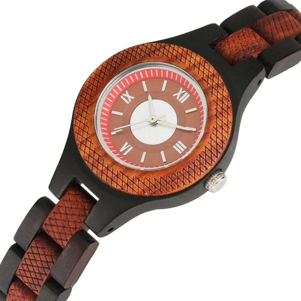 timbr budapest womens wooden watch uk 6