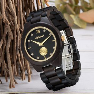 Shifenmei Essen Wooden Watch UK 2
