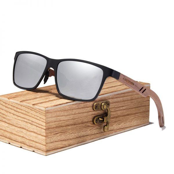 KingSeven-Ohio-Mens-Wooden-Sunglasses-UK-5