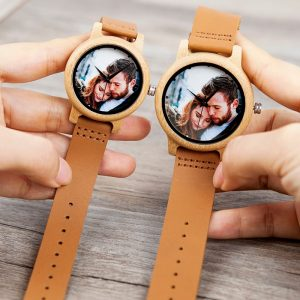 Bobo Bird Photo Wooden Watch UK 3