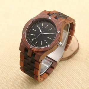 Bobo Bird Seville Mens Wooden Watch UK 7