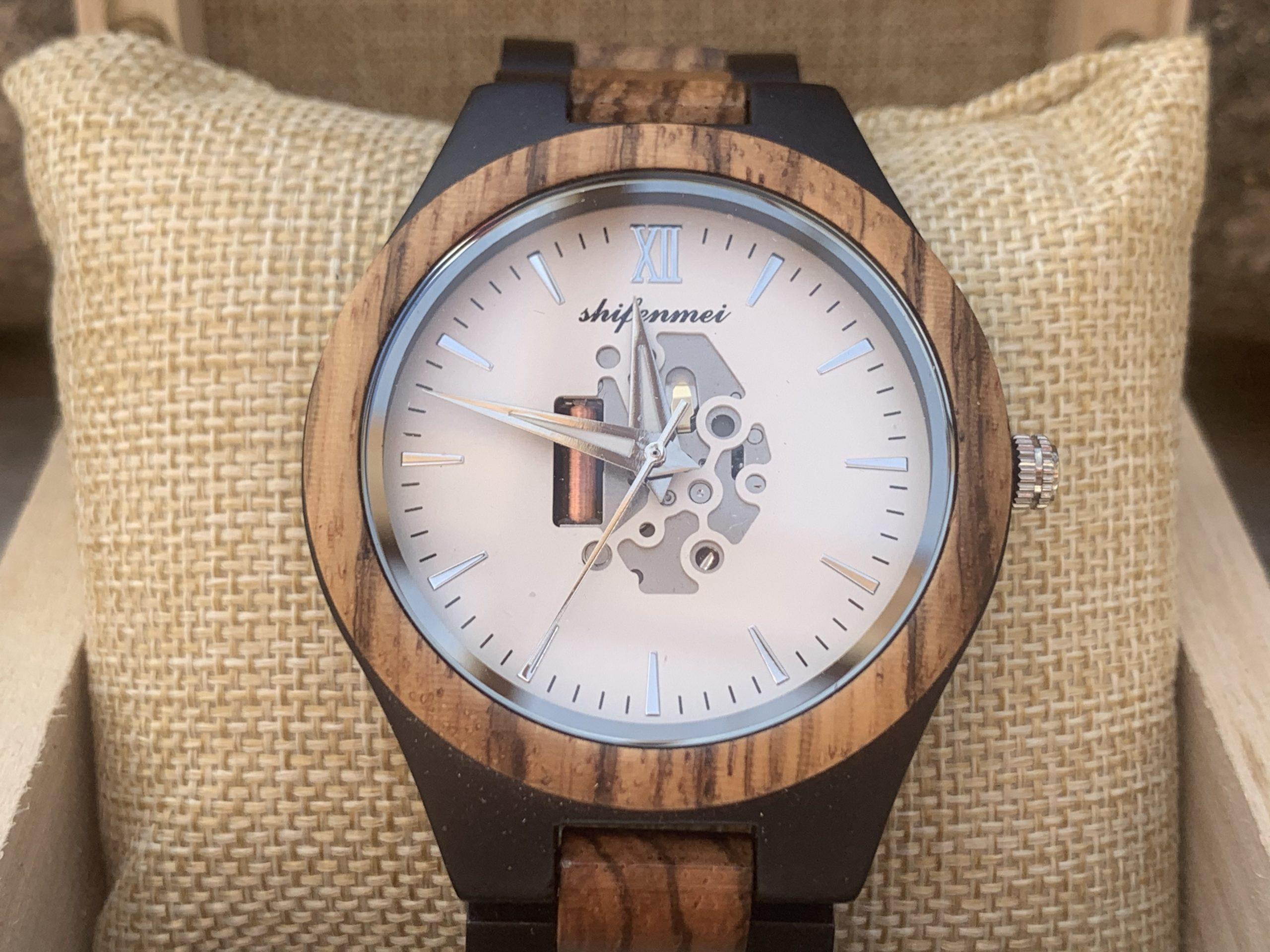 wooden watch uk